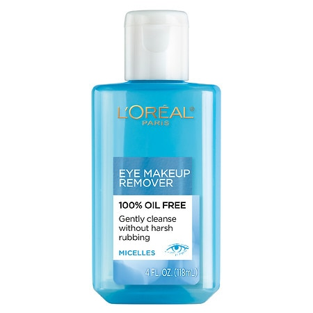L'Oreal Paris Skin Expertise Eye Makeup Remover, Oil-Free
