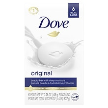 Dove Bath Bars