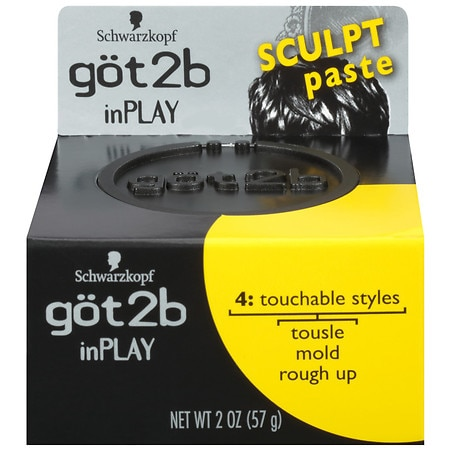 Got2b InPlay Sculpt Paste