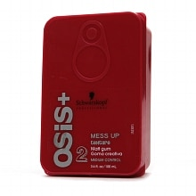 Osis+ Mess Up Texture Matt Gum, Medium Control