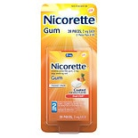 Nicorette Gum 20 ct Fruit Chill 2mg Fruit Chill