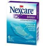 Nexcare Waterproof Blister Bandages, One Size
