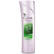 Clear Female Scalp and Hair Therapy Complete Care Anti-Dandruff Shampoo