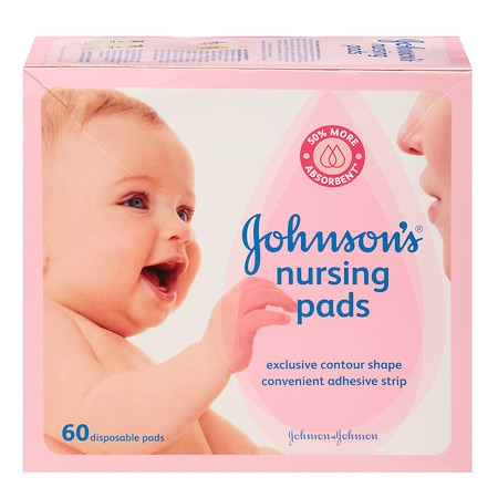 Johnson's Nursing Pads