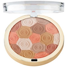 Illuminating Face Powder, Amber Nectar 01