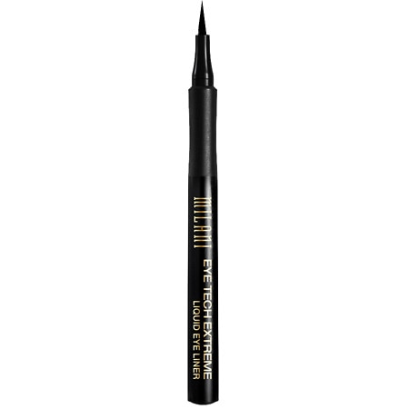 Milani Eye Tech Extreme Liquid Eye Liner Blackest Black 01
