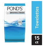 POND'S All Day Clean Wet Cleansing Towelettes
