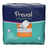 Prevail Super Absorbent Underpad Extra Large