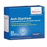Walgreens Anti-Diarrheal Soft Gelatin Capsules Softgels