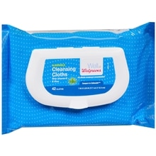 Flushable Cleansing Cloths