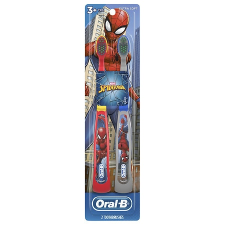 Oral-B Stages Pro-Health Marvel Avengers Toothbrushes