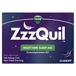 Nighttime Sleep-Aid LiquiCaps