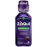 Nighttime Sleep-Aid Liquid Warming BerryWarming Berry Flavor