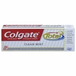 Colgate Total 12 Hour Multi-Protection Toothpaste, Travel Size Original