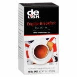 Good & Delish English Breakfast Black Tea Bags