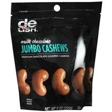 Premium Jumbo Chocolate Covered Cashews