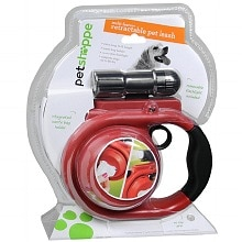 Pet Shoppe Retractable Pet Leash 16 ft (40lbs)