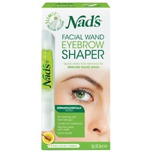 Nad's Facial Wand Eyebrow Shaper Kit