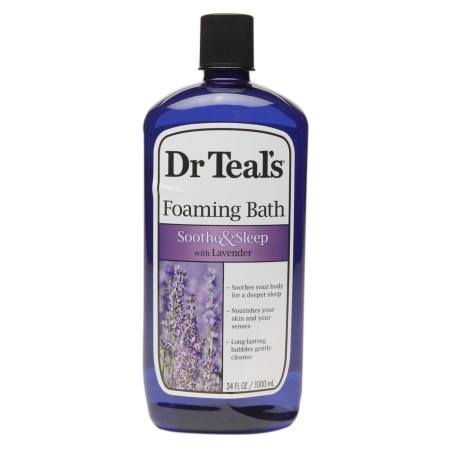 Dr. Teal's Foaming Bath Soothe & Sleep with Lavender