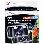 Walgreens Photo 35mm Single-Use Cameras with Flash