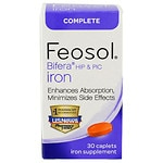 Save 20% on Feosol iron supplements