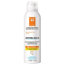 Anthelios 60 Ultra Light Sunscreen Lotion Spray