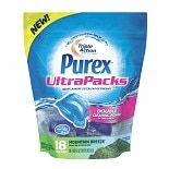 Purex UltraPacks Liquid Laundry Detergent Mountain Breeze Mountain Breeze