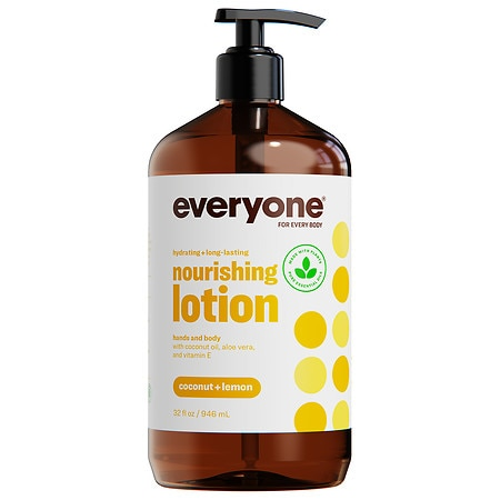 EO Everyone Lotion Coconut + Lemon