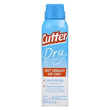 Cutter Dry Aerosol Insect Repellent