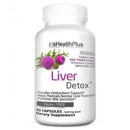 Health Plus Liver Cleanse Body Cleansing System