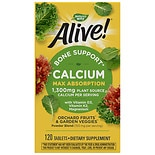 Alive! Calcium Bone Formula, Tablets