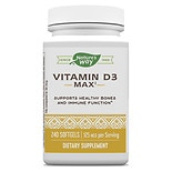 Vitamin D3 5000 IU, Softgels