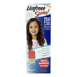 Licefreee! Spray Instant Head Lice Treatment