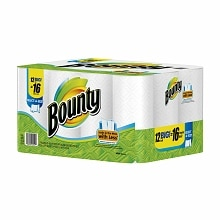 Bounty Paper Towels Big Rolls Select A Size White
