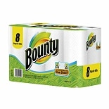 Bounty Paper Towels Regular Rolls
