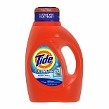 Tide ColdWater High Efficiency Liquid Laundry Detergent, 26 Loads Fresh Scent