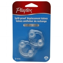 Playtex Spill-Proof Cup Replacement Valves