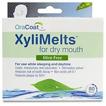 XyliMelts Discs for Dry Mouth Mint Free