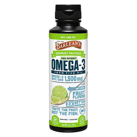 Barlean 39 s organic oils omega swirl fish oil epa dha 1 for Barlean s omega swirl fish oil