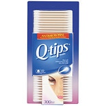 Q-tips Antimicrobial Cotton Swabs