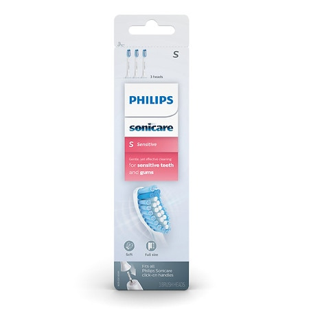 Philips Sonicare Pro Results Sensitive Brush Heads HX6053/62