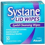 Lid Wipes Eyelid Cleansing Wipes