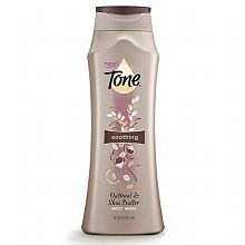 Tone Soothing Body Wash Oatmeal & Shea Butter