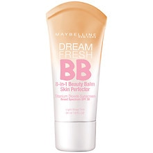 Dream Fresh BB 8-in-1 Beauty Balm Skin Perfector SPF 30, Light