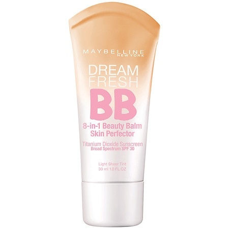 Maybelline Dream Fresh BB 8-in-1 Beauty Balm Skin Perfector SPF 30