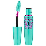 Maybelline Volum' Express The Mega Plush Washable Mascara Blackest Black