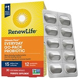 ReNew Life Ultimate Flora RTS Daily Probiotic, Veggie Capsules