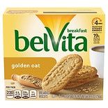 belVita Breakfast Biscuits 5 Pack Golden Oat Breakfast Biscuits