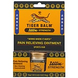 Tiger Balm Ultra Strength Sports Rub, Concentrated
