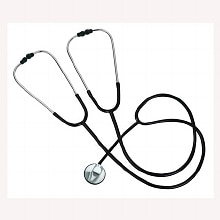 Littmann Master Classic II Teaching Stethoscope Black